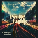 pretty lights_color map of the sun