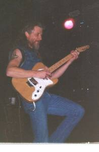 Alien Cowboy 1995