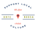 support local culture logo