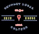support local culture logo