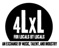 4 locals x locals logo